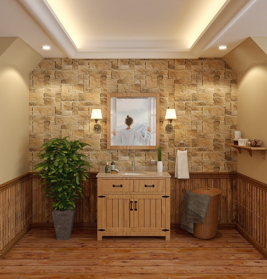 COUNTRYSIDE BATHROOM VANITY
